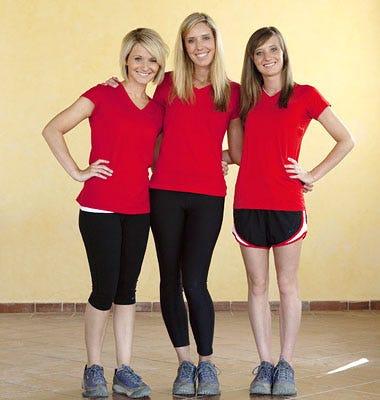 Expedition Impossible - Season 1 - Kelsey Fuller, Lindsey Haymond and Mackenzie Fuller