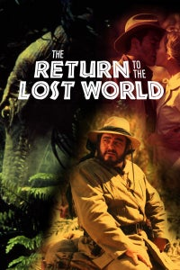 Return to the Lost World as Prof. Challenger