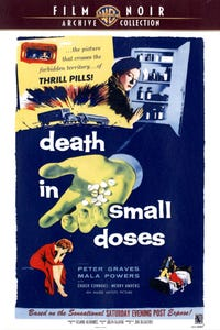 Death in Small Doses as Mink Reynolds