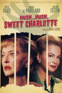 Hush...Hush, Sweet Charlotte as Funeral Director