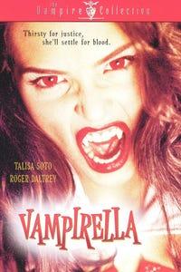 Vampirella as Astronaut