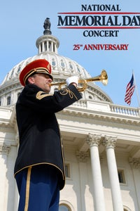 The National Memorial Day Concert 2014