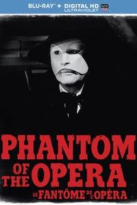 The Phantom of the Opera as Signor Feretti