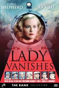 The Lady Vanishes as Robert Condon