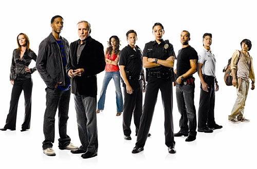 Crash - Season 1, Cast - Clare Carey, Jocko Sims, Dennis Hopper, Moran Atias, Ross McCall, Arlene Tur, Nick E. Tarabay, Brian Tee, Luis Chavez