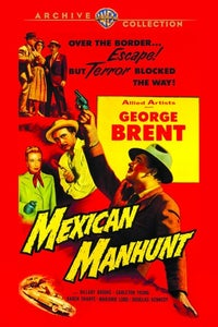 Mexican Manhunt as Dave Brady