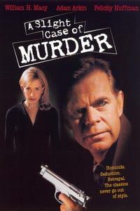 A Slight Case of Murder as Det. Larry Gray