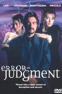 Error in Judgment as Liz