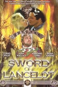 Sword of Lancelot as Sir Cedric
