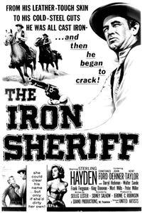 The Iron Sheriff as Sheriff Samuel 'Sam' Galt