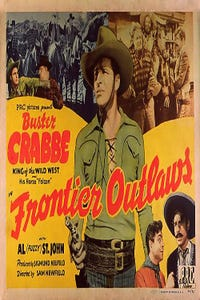 Frontier Outlaws as Taylor