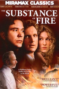 The Substance of Fire as Aaron Geldhart