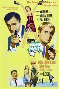 The Spy in the Green Hat as Arnold