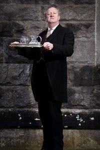 Mark Williams as Arthur Weasley