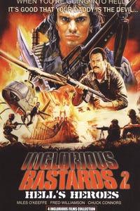 Hell's Heroes as Senator Morris