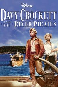 Davy Crockett and the River Pirates as Davy Crockett