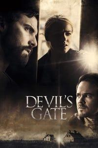 Devil's Gate as Jackson Pritchard