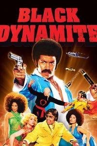 Black Dynamite as Tasty Freeze