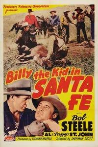 Billy the Kid in Santa Fe as Jeff