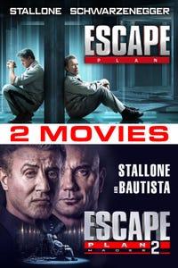 Escape Plan 2 (Double Feature with Escape Plan) as Hobbes