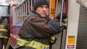 All Signs Point to Brett and Casey Steaming Things Up on Chicago Fire