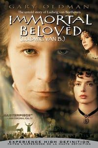 Immortal Beloved as Ludwig van Beethoven