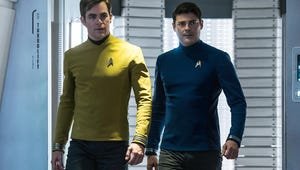 Binge Long and Prosper: You Can Stream Star Trek Beyond and Seven Other Star Trek Films for Free