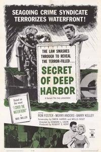 Secret of Deep Harbor as Doctor