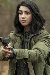 Alexa Mansour as Dorri