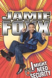 Jamie Foxx: I Might Need Security