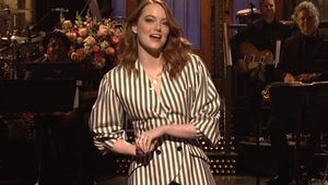 Here's Every Emma Stone Sketch from the BTS Episode of Saturday Night Live