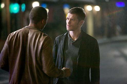 "The Originals - Season 1 - ""Fruit of the Poisoned Tree"" - Charles Michael Davis and Joseph Morgan"