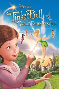 Tinker Bell and the Great Fairy Rescue as Iridessa