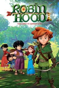 Robin Hood, rebel van Sherwood
