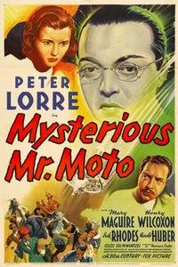 Mysterious Mr. Moto as Gottfried Brujo