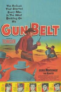 Gun Belt as Kolloway