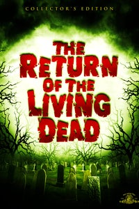 The Return of the Living Dead as Scuz
