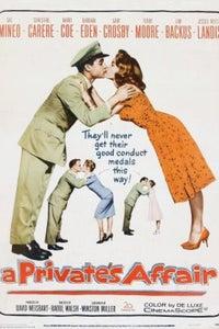 A Private's Affair as Capt. Hickman