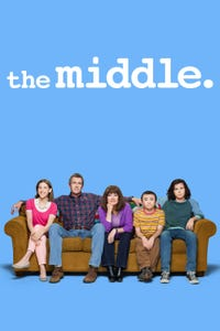 The Middle as Chris Pine