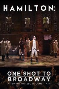Hamilton: One Shot To Broadway as Self