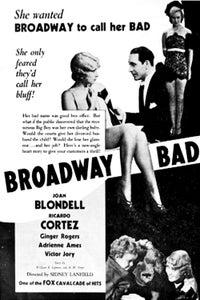 Broadway Bad as Bob North