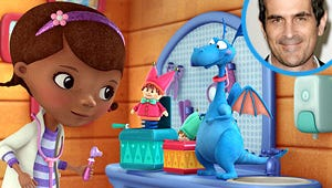 Exclusive Video: Ty Burrell to Guest-Star on Series Premiere of Disney's Doc McStuffins