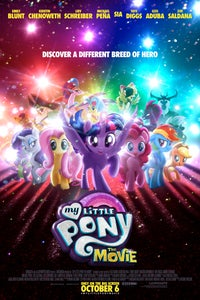 My Little Pony: The Movie as Queen Novo