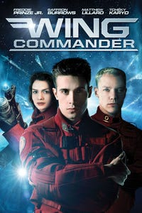 Wing Commander as Commander Taggart