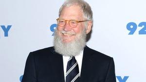 David Letterman Will Return to TV with a Netflix Talk Show