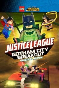 LEGO DC Comics Super Heroes: Justice League - Gotham City Breakout as Batman