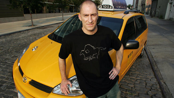 Ben Bailey, Cash Cab