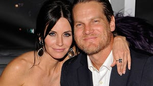 Is Courteney Cox Dating Cougar Town Co-Star Brian Van Holt?