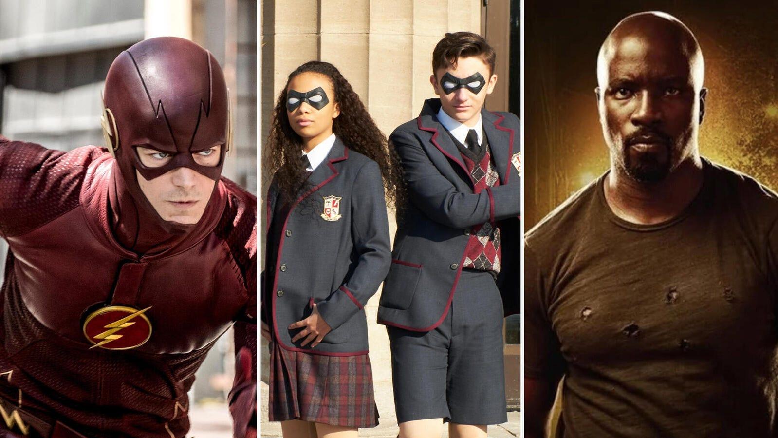 Best Superhero Shows