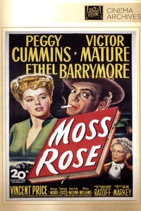 Moss Rose as Inspector Clinner